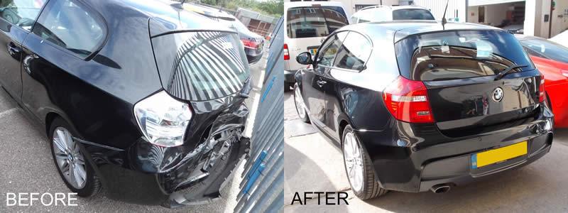 BMW Bodyshop London