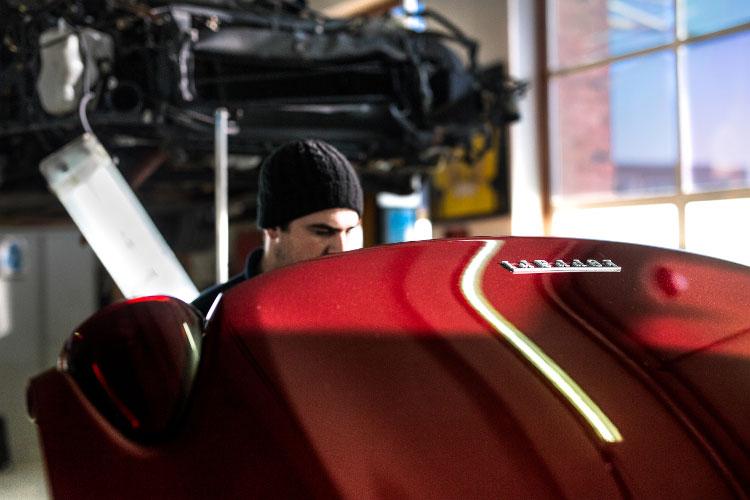 Ferrari bodyshop in London.jpg.jpg