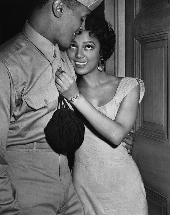 This Look tho... Dorothy Dandridge & Harry Belafonte