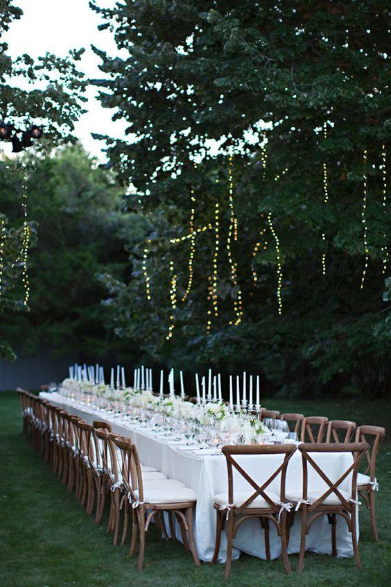 Goop x DVF Dinner is my Perfect Wedding set