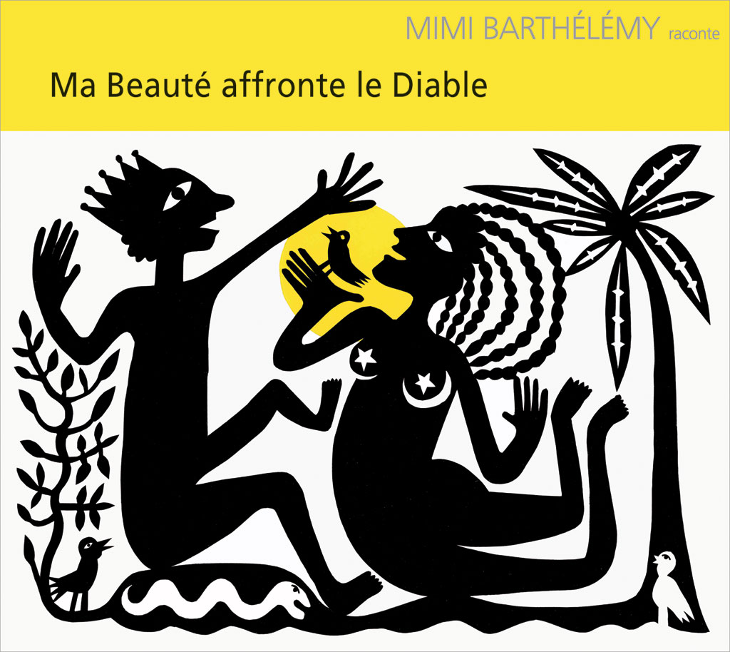 I love this CD.Conte haïtien.Mimi Barthélémy