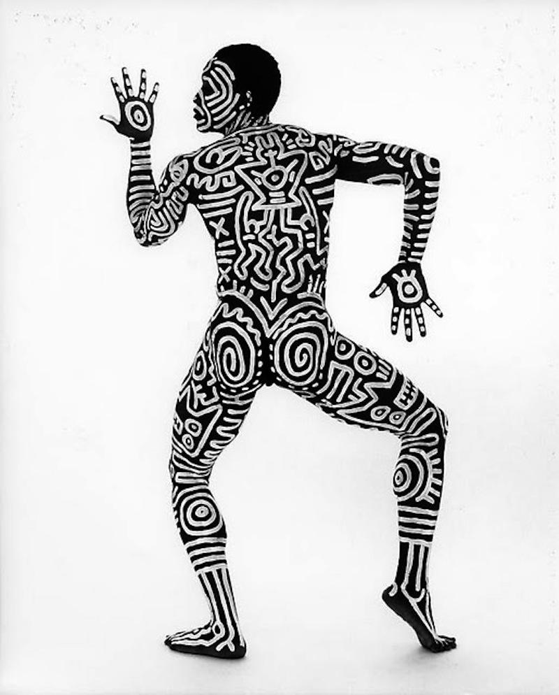 Keith Haring 80's