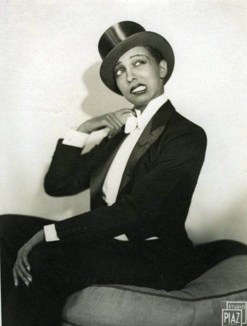 Joséphine Baker, one my favorite picture...