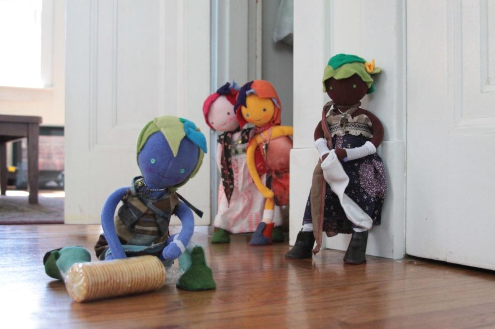 Toys at Play, Creative Play
