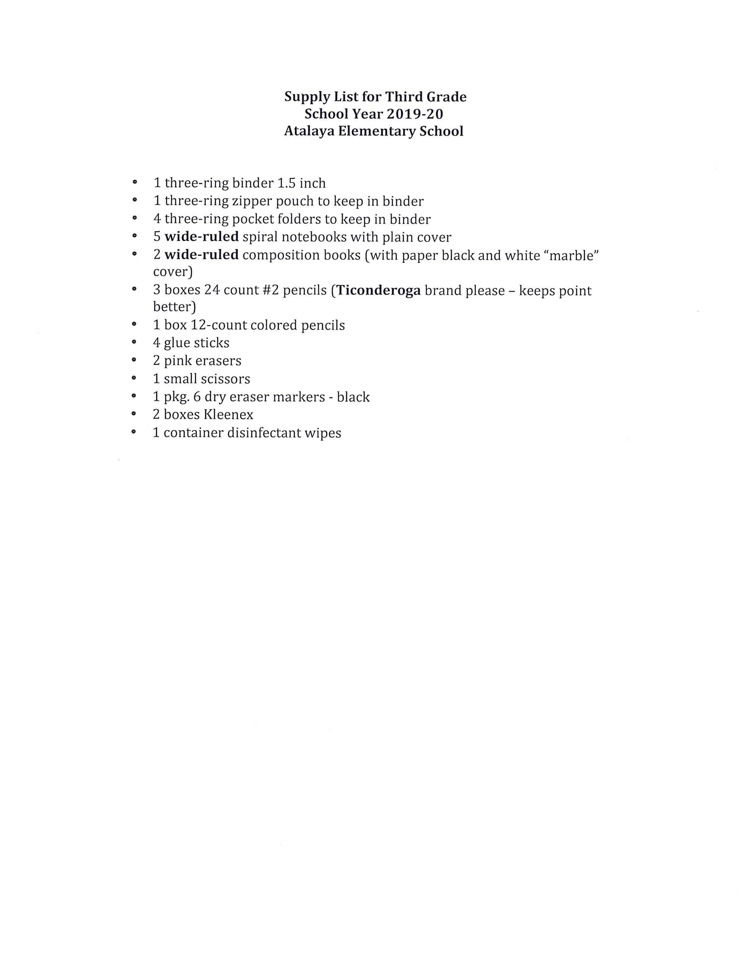 Back to School List 19_20 3rd Grade.jpg