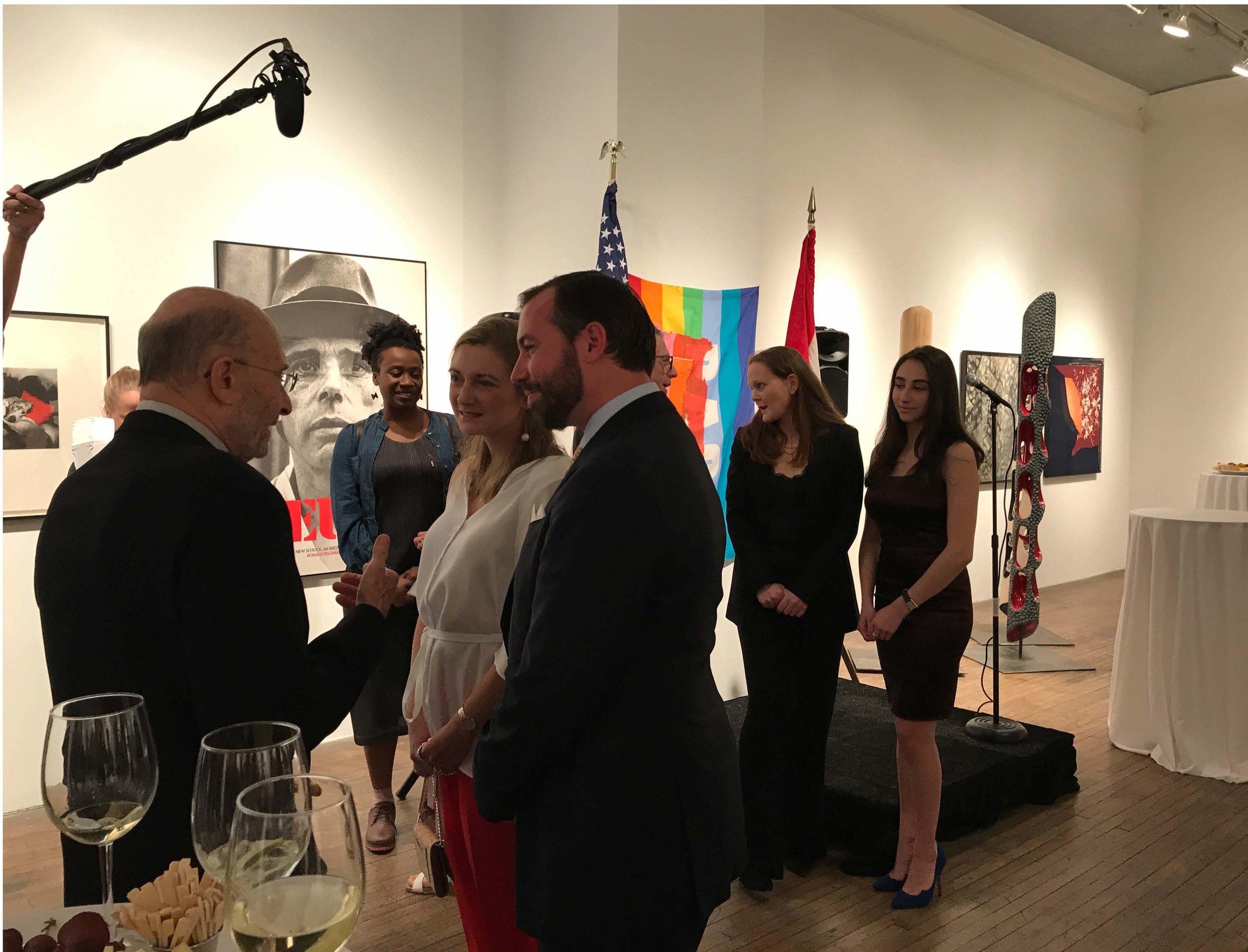 Art2Cure, Ronald Feldman Gallery, 2018