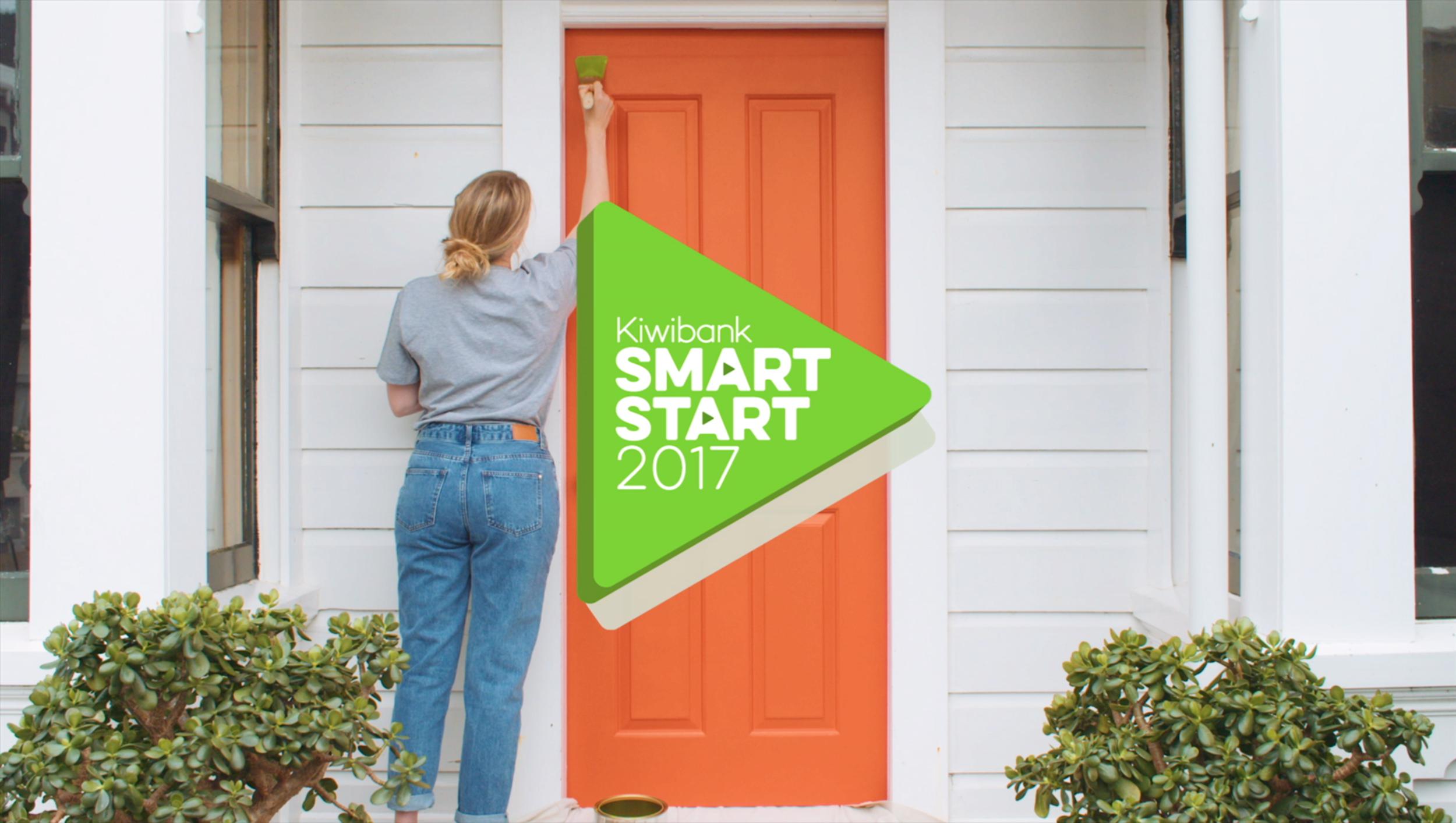 "TVC - KIWIBANK - ""SMART START"""