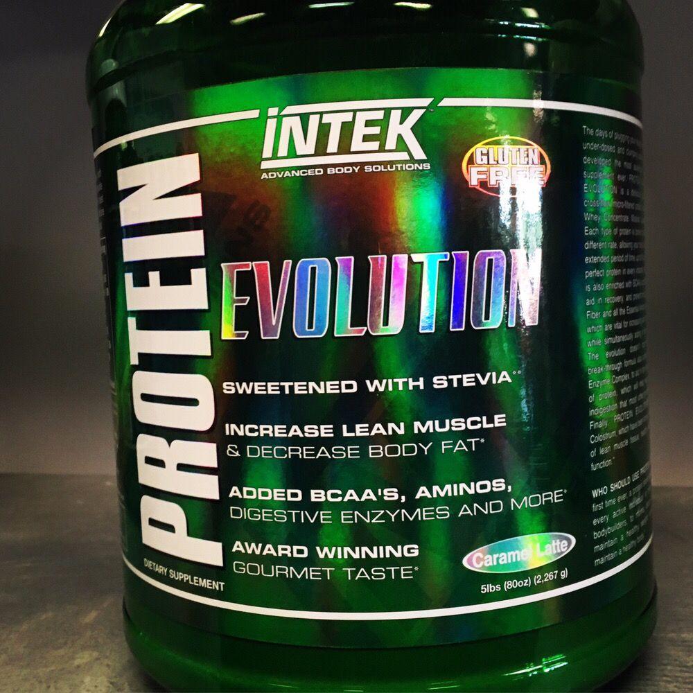 Intek Sports Nutrition