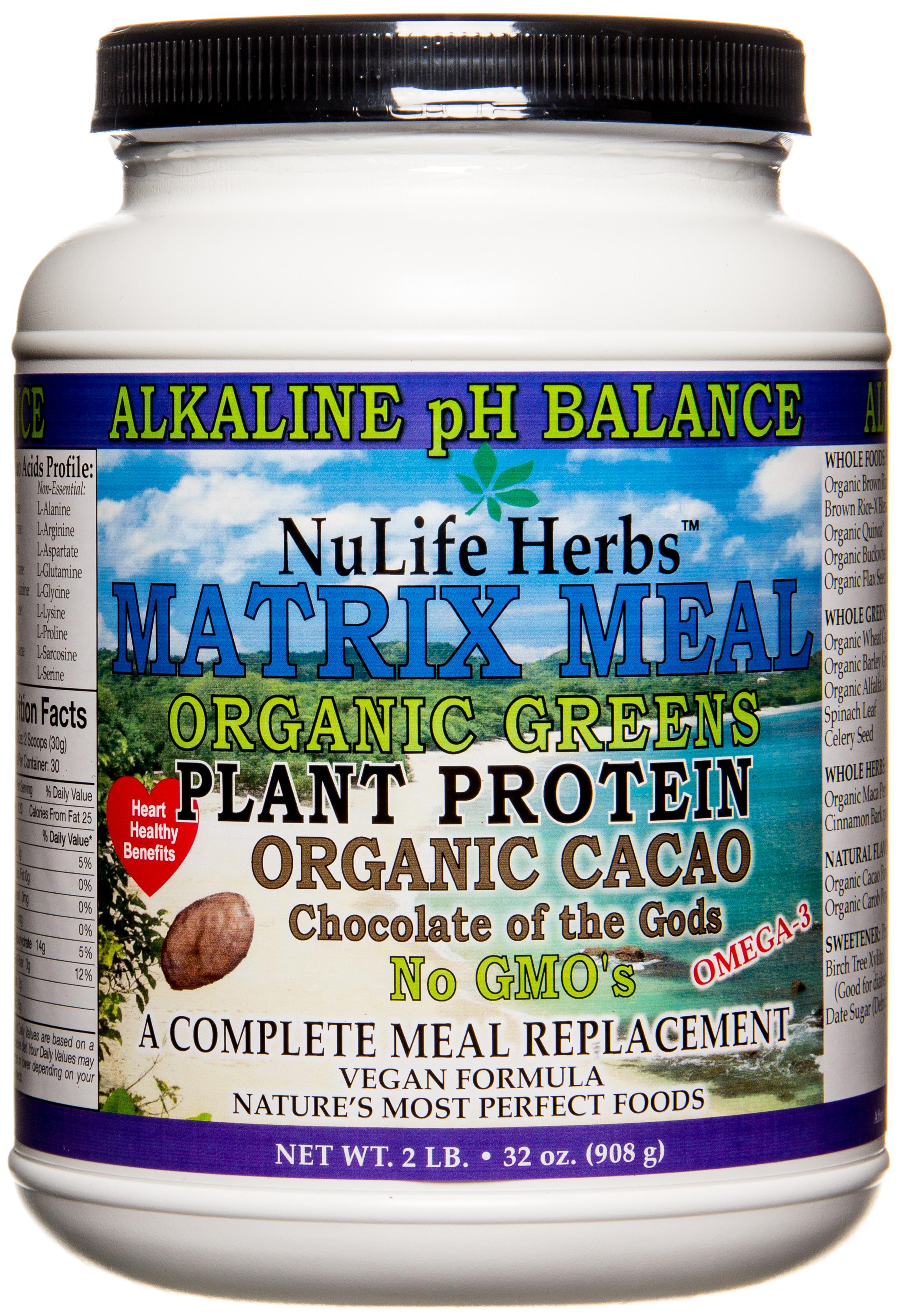 NuLife Herbs Inc