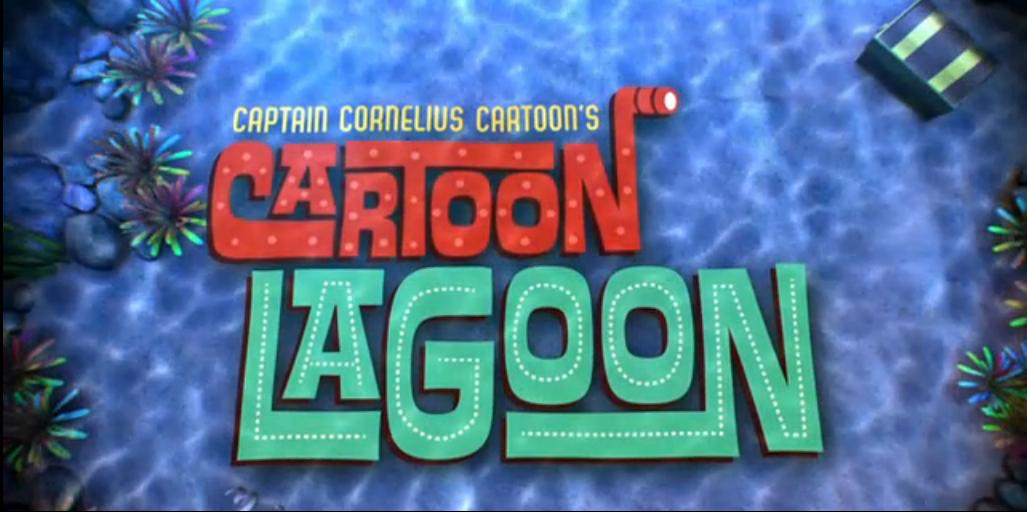 Union Pool: Cartoon Lagoon