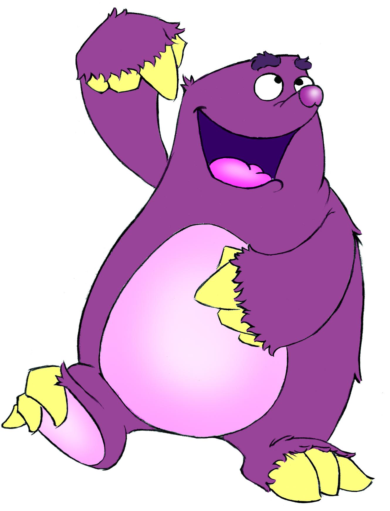 The Disney Channel: Seymour the Schmole