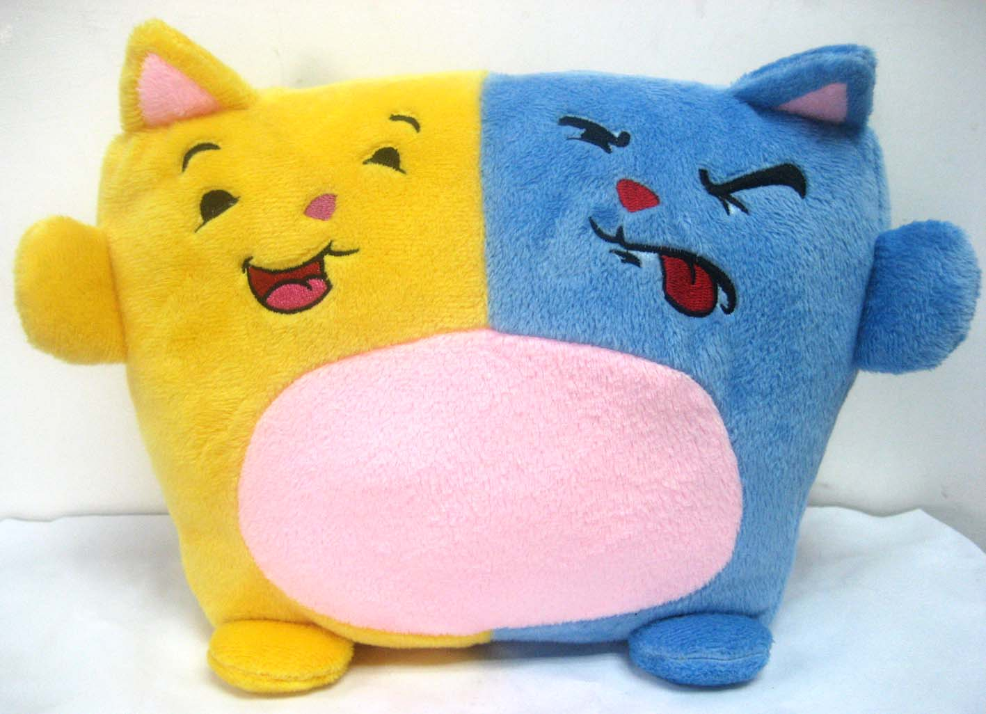 Konjoined Kitty: Plush Toy