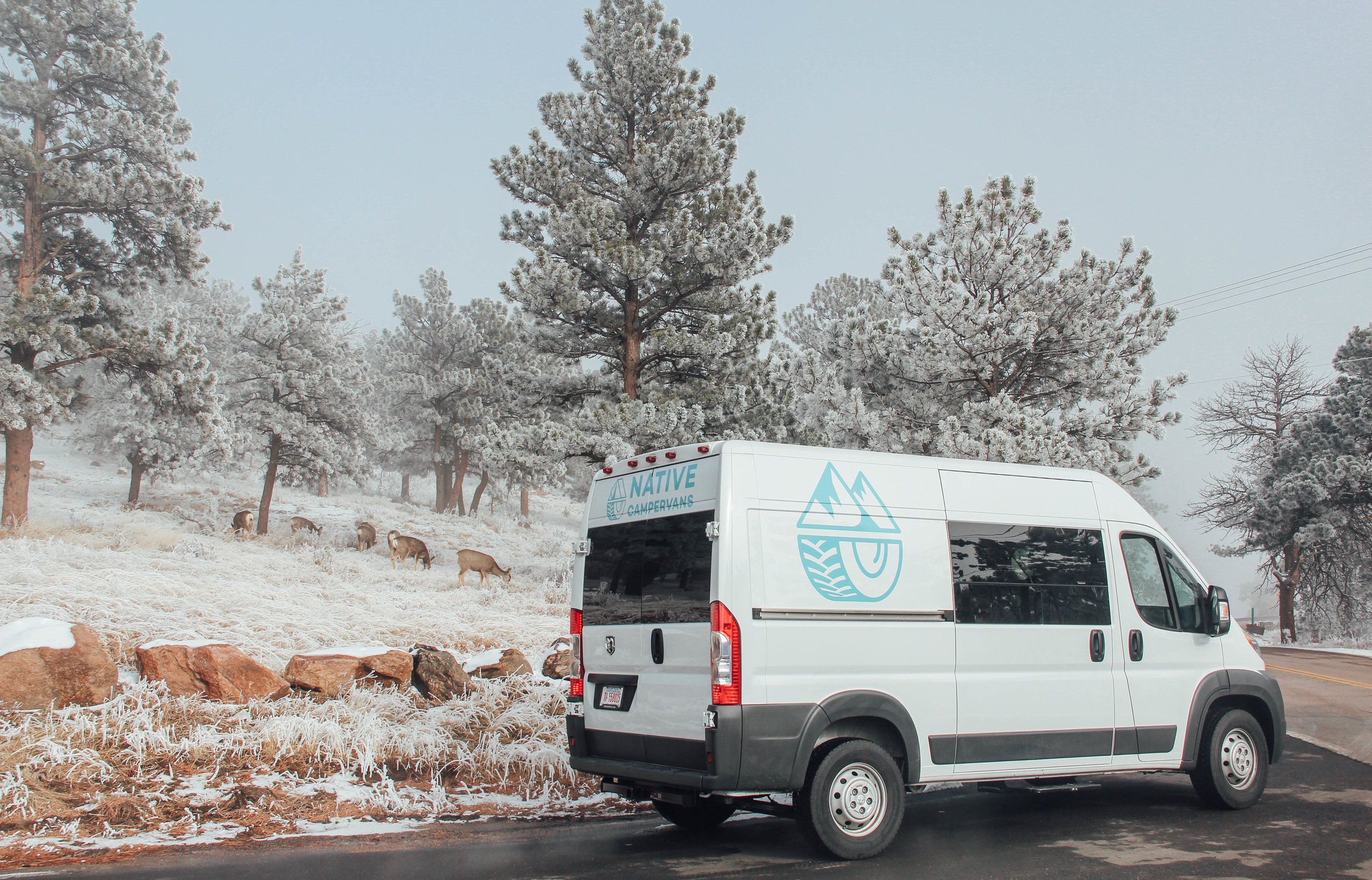 With a small footprint, the Summit is easily navigated through city streets or hidden trail heads.