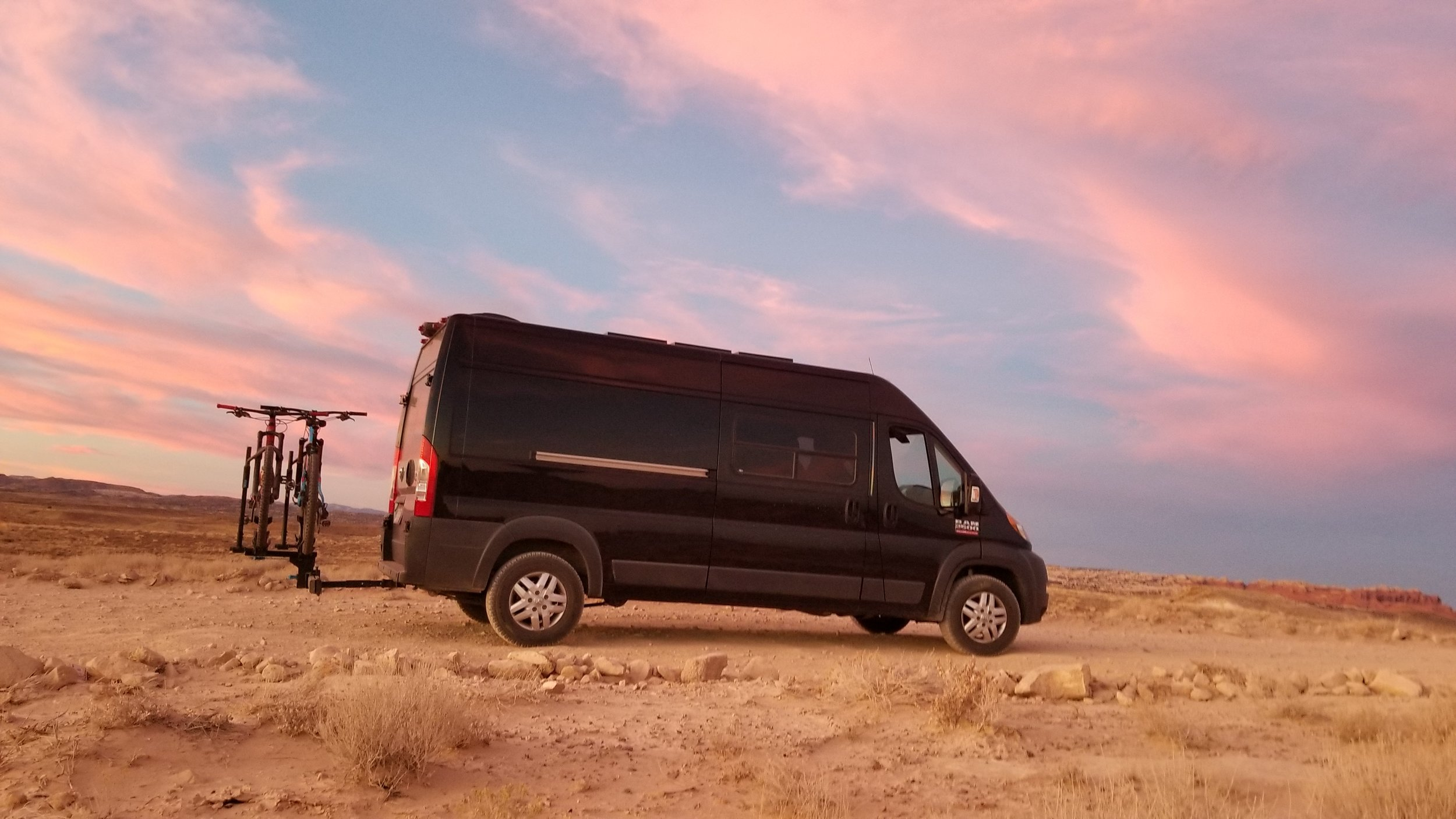 Promaster Camper Van Conversion For Sale