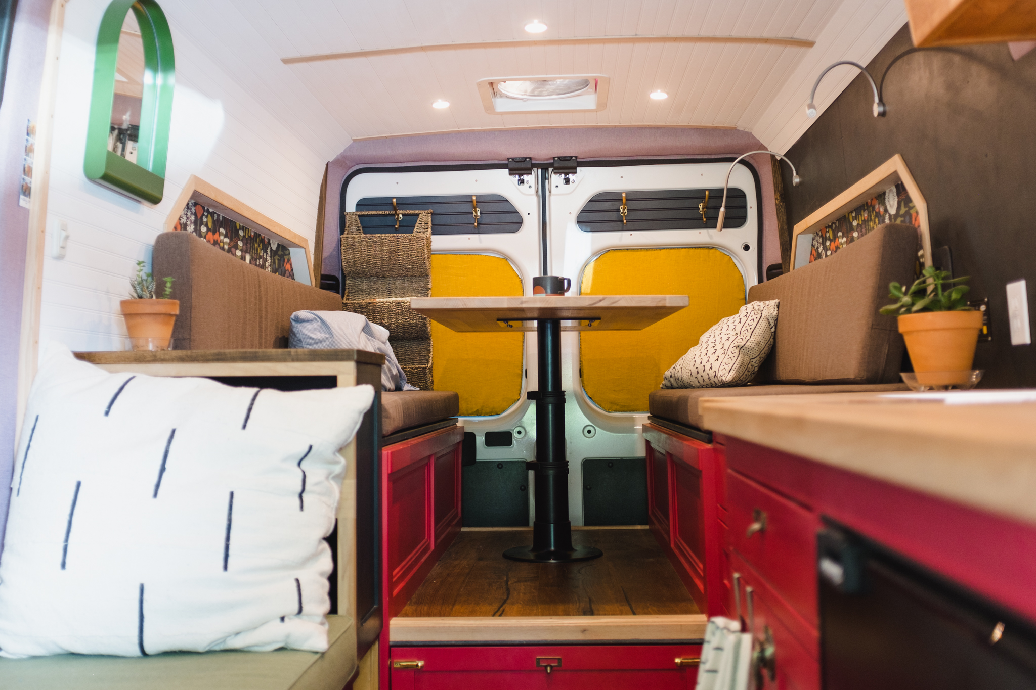 "159"" Promaster Van Conversion For Sale"