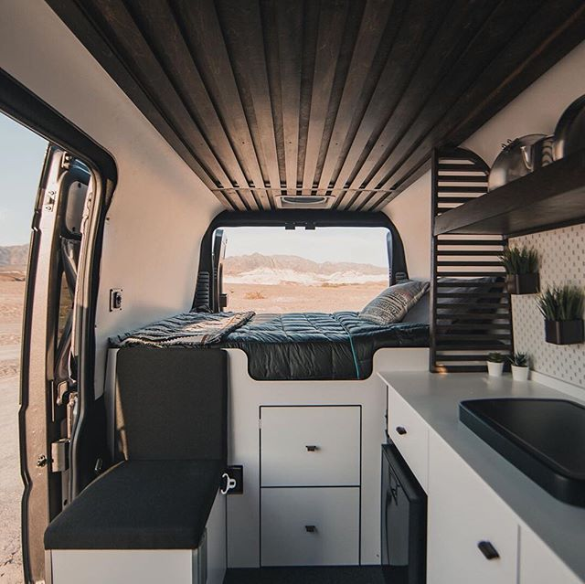 "If you've ever wanted to take a Vanlife Customs build out for a spin, this is your chance. The 2019 Promaster Biggies from @nativecampervans have officially hit the road, and are ready to be rented! Reach out to the team over at Native for more information, they have an awesome crew, and are happy to chat.⠀ ⠀ Oh, and don't forget to tag us during your travels. We love seeing what adventures these Biggies go on! 🏕🚐🌎⠀ ⠀ ft. VANimal the 136"" Promaster from @nativecampervans⠀ ⠀ ⠀ Native Campervans has rental offices in: ⠀ 📍Denver, CO⠀ 📍Salt Lake City, UT⠀ 📍Las Vegas, NV ⠀ ⠀ ⠀ ⠀ ⠀ ⠀ ⠀ ⠀ ⠀ ⠀ ⠀ ⠀ ⠀ ⠀ #vanlifecustoms #vanlife #nativevanlife  #vanlifediaries #vanlifers #projectvanlife  #homeiswhereyouparkit  #optoutside #campervan #vanupfit #picoftheday #denver  #neverstopexploring #ontheroad #homeonwheels #adventuremobile #campervanlife #tinyhome #earthday #nomad #tinylife #vanlifecommunity #campeveryday #vanlifeexplorers #tinyhouse  #outboundliving #vancrush"