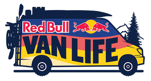 Win a 7 day #vanlife trip in a decked out Mercedes Sprinter 4x4 pop-top conversion. Brought to you by Vanlife Customs and Red Bull. #vanlifecontest
