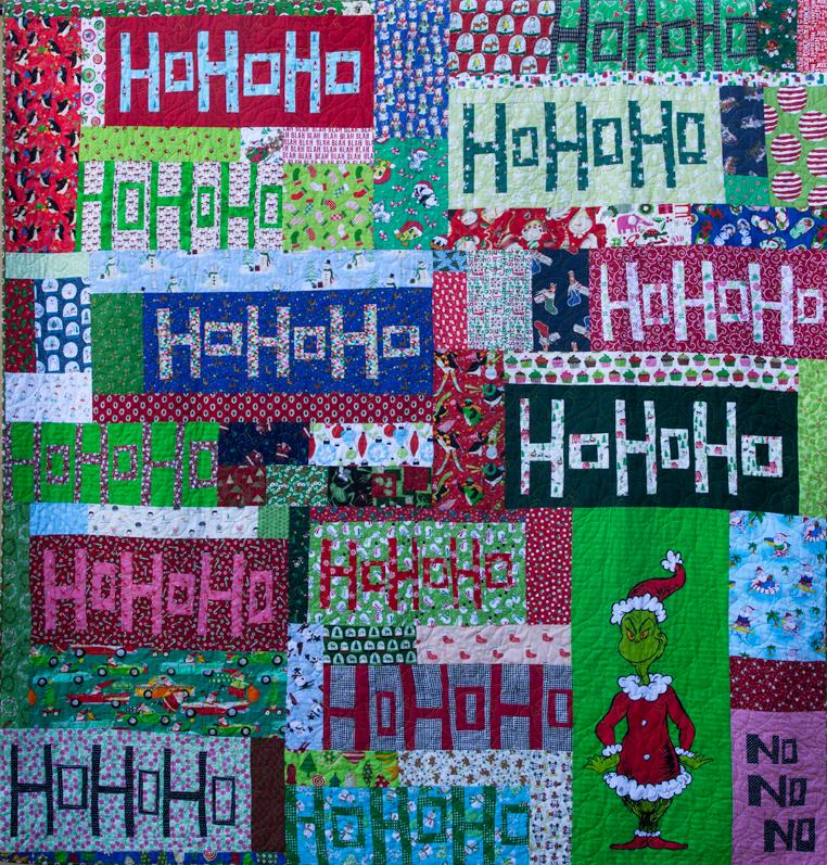 Ho Ho No, 2018