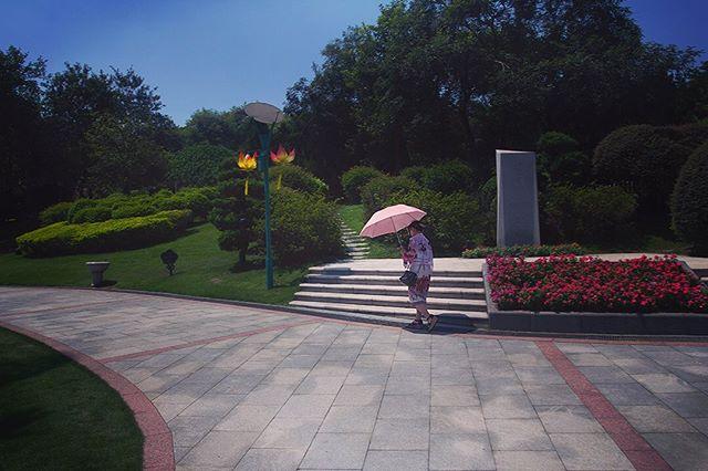 No rain just shining . . . . . . . . #wanderlust  #travel #travelgram  #guangzhou #china  #vacation #trip #tourist  #photography #travelphotography  #bestoftheday #picoftheday #instagood #instamood