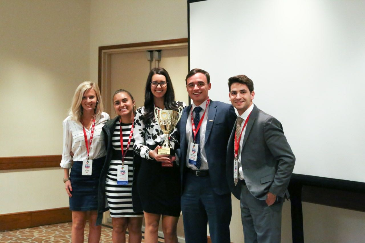 University of Southwest Wins Champions of Charity Service Competition