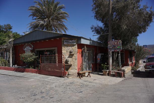 Mama Espinoza's at El Rosario