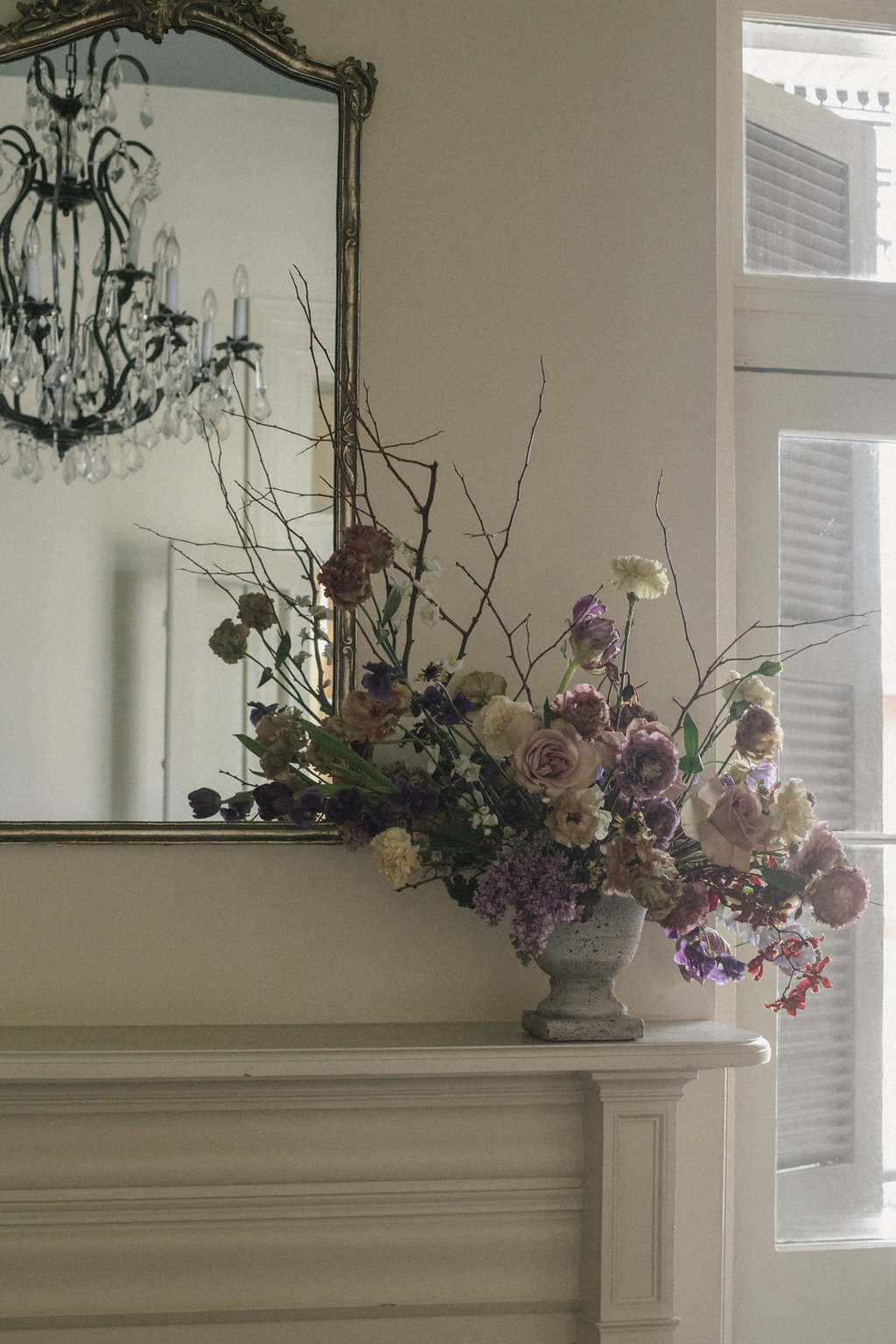 - Students will learn centerpiece design and how to incorporate movement and depth into their designs.