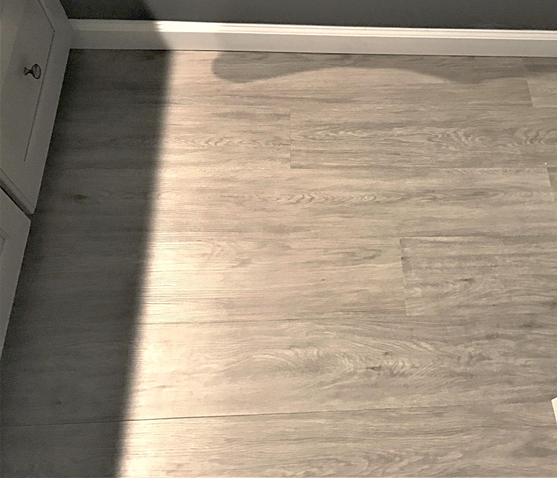 Custom Bathroom Floor & Design