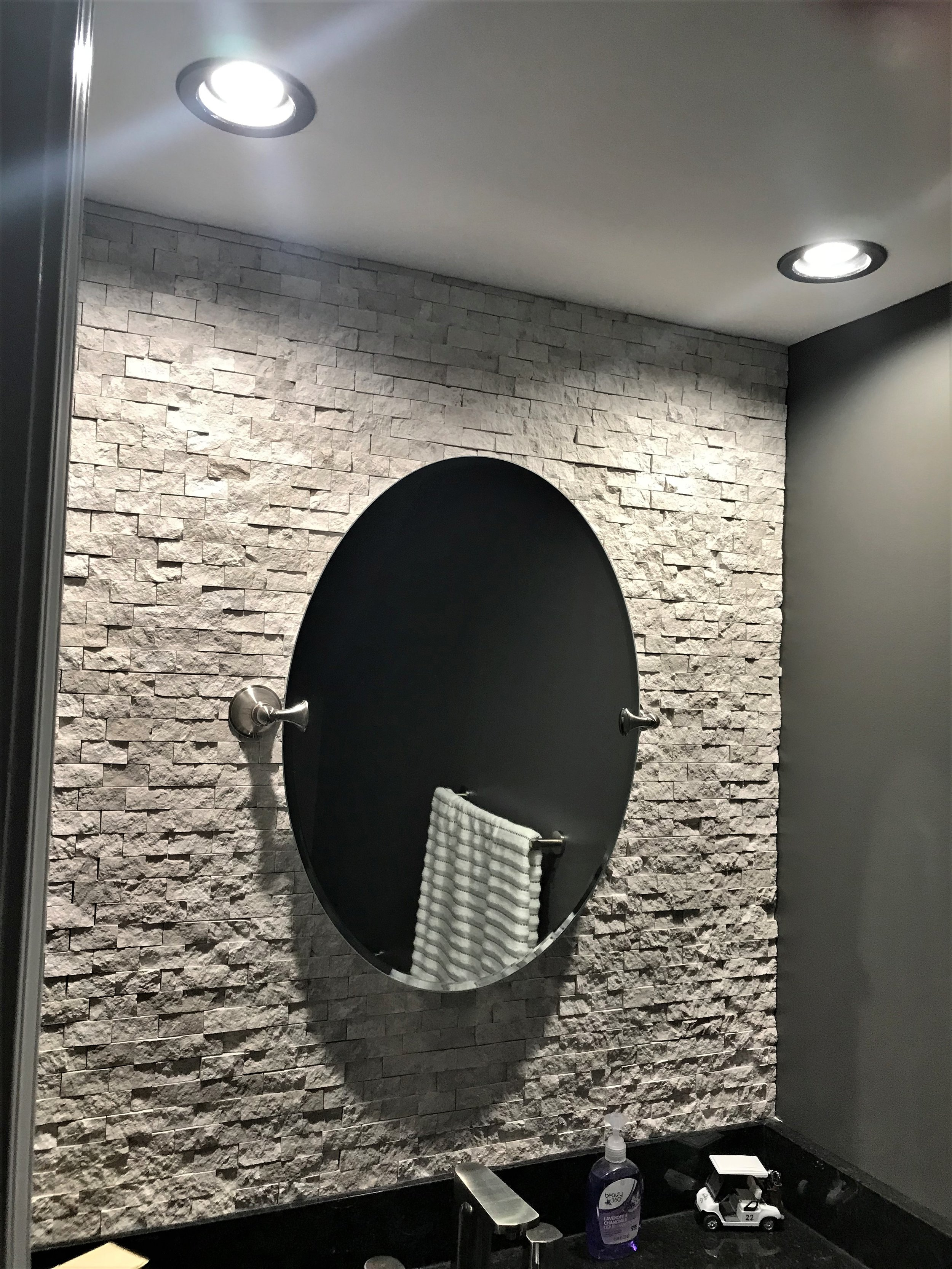 Custom Design & Build Bathroom