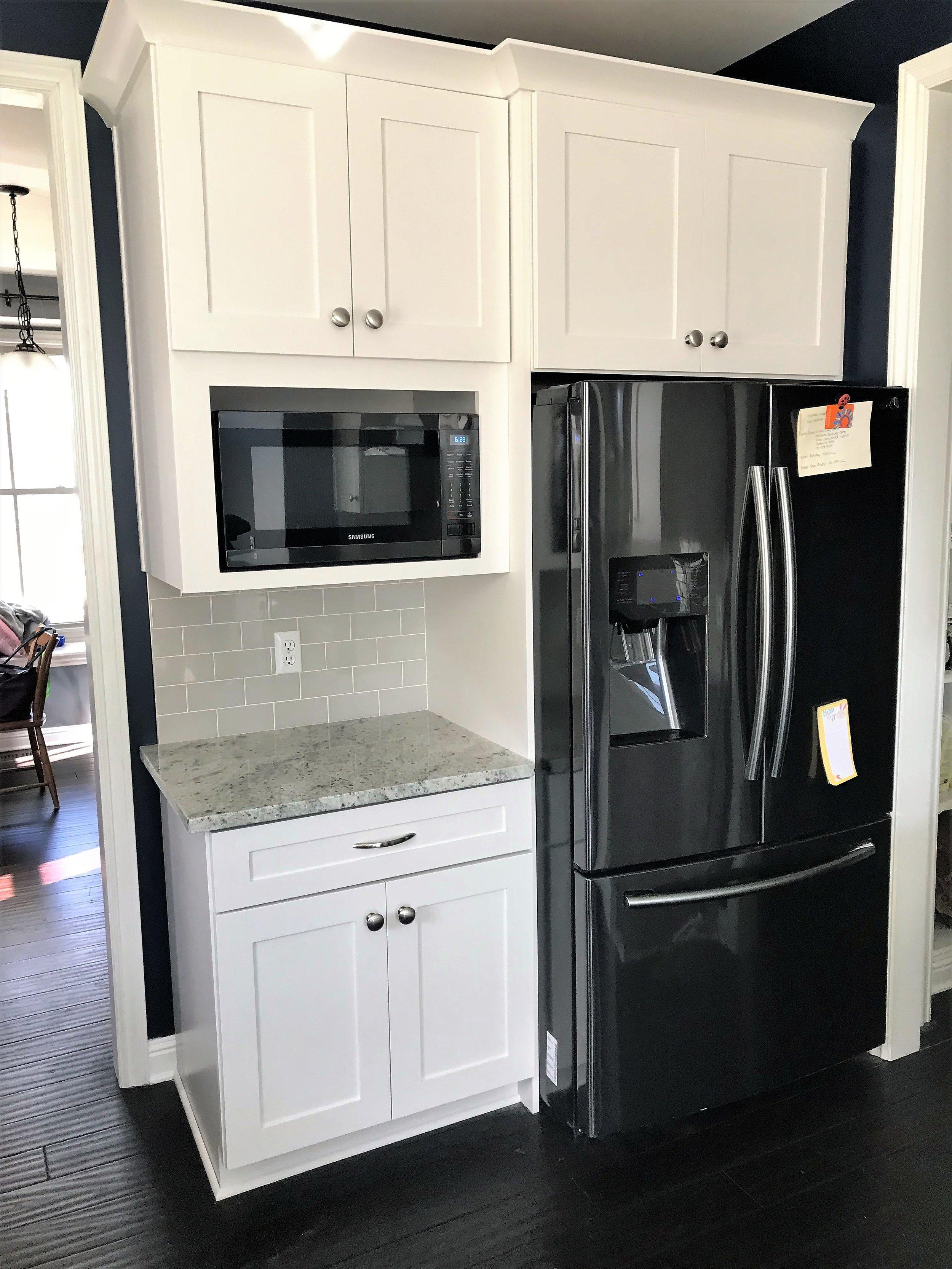 Renovated Canton Kitchen Design