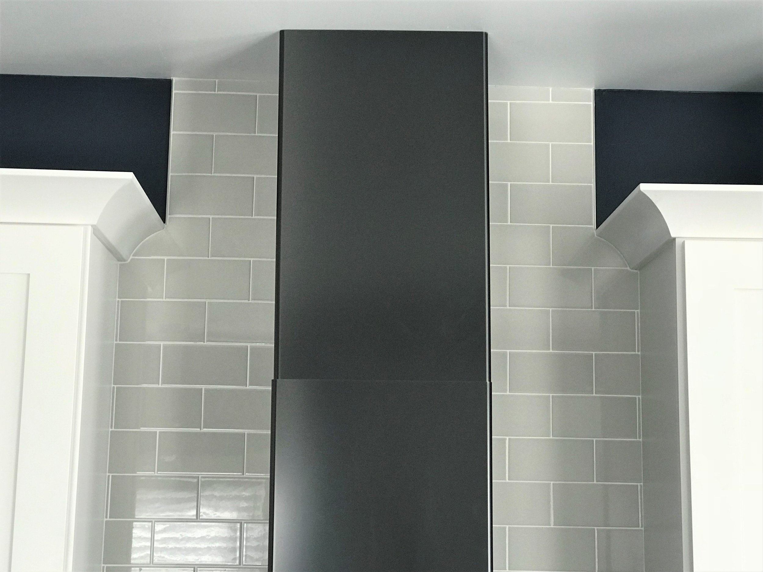 Vent hood stainless steel