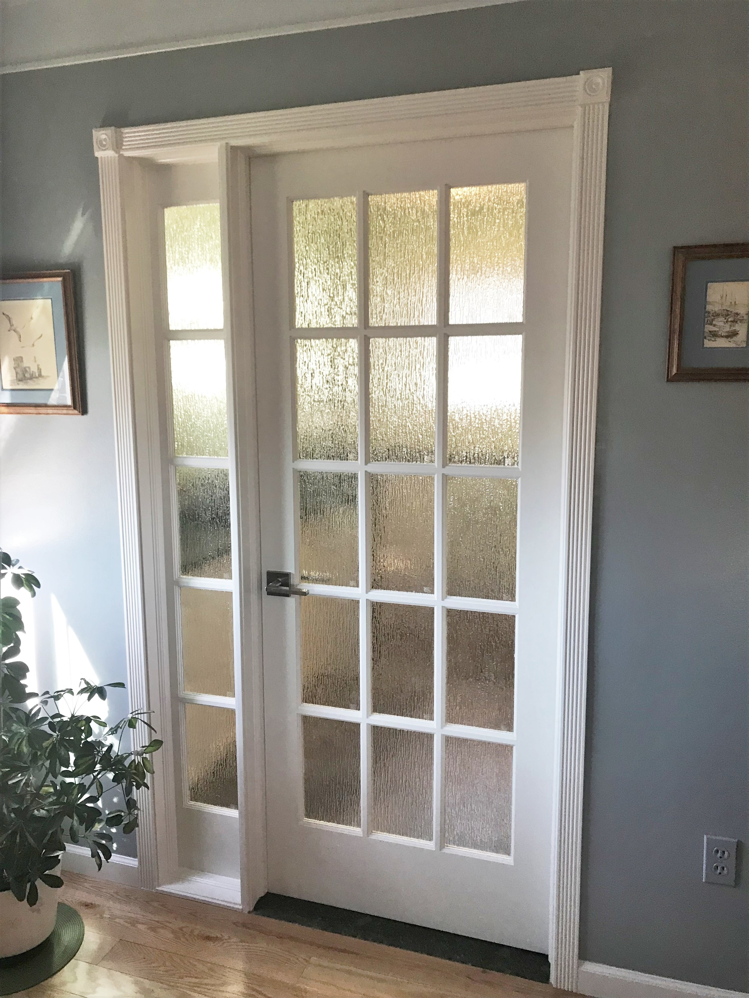 Entryway remodel