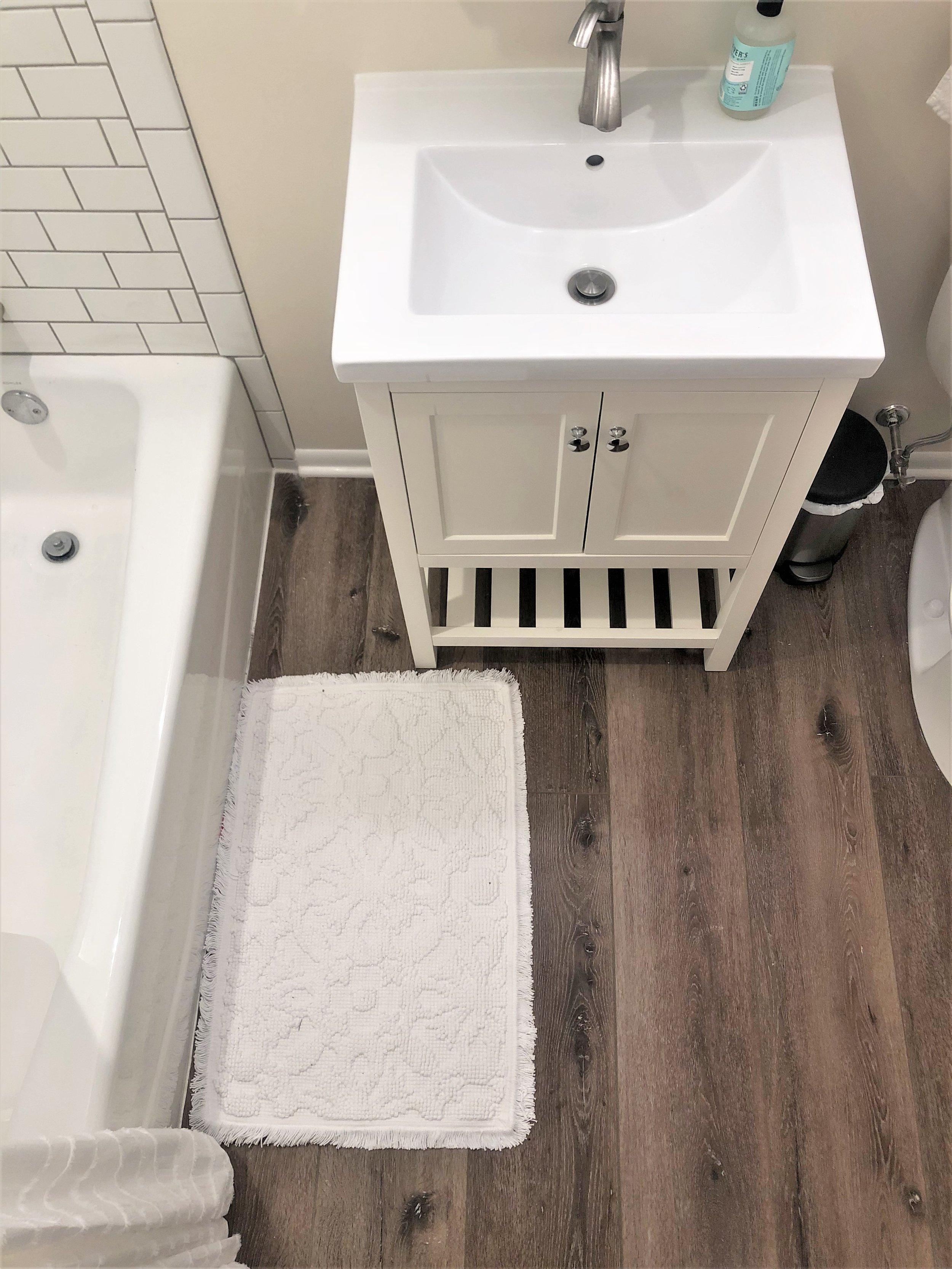 Heated Flooring Options
