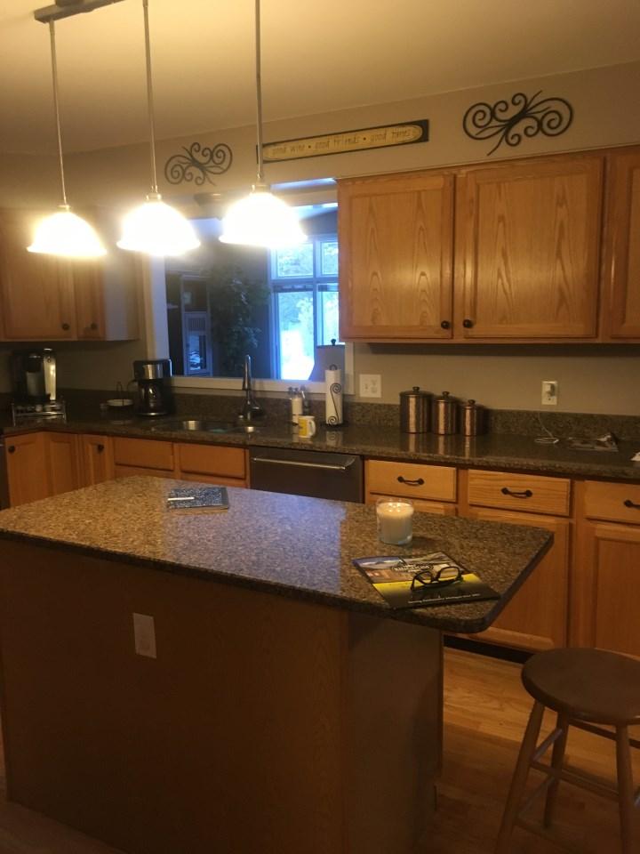 kitchen transformation in Plymouth, MI