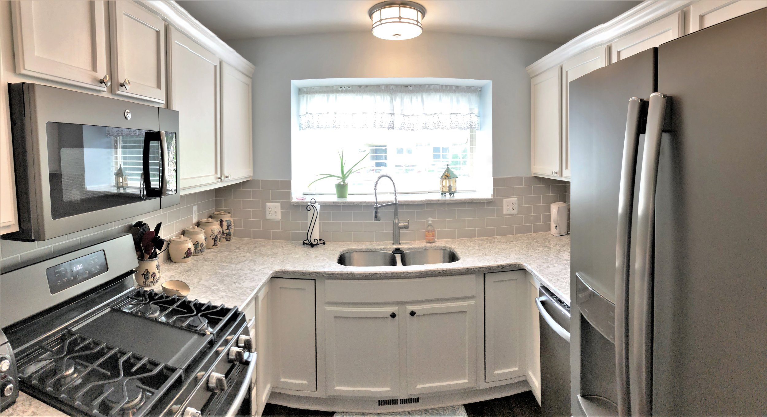 Interior Remodeling - Interior home remodeling services - Bathrooms, kitchens, basements, open concepts, home modification, & more.
