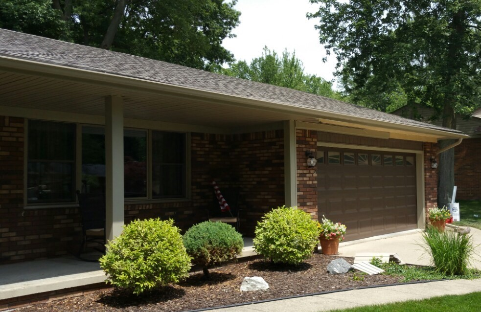 Roofing & Siding Project