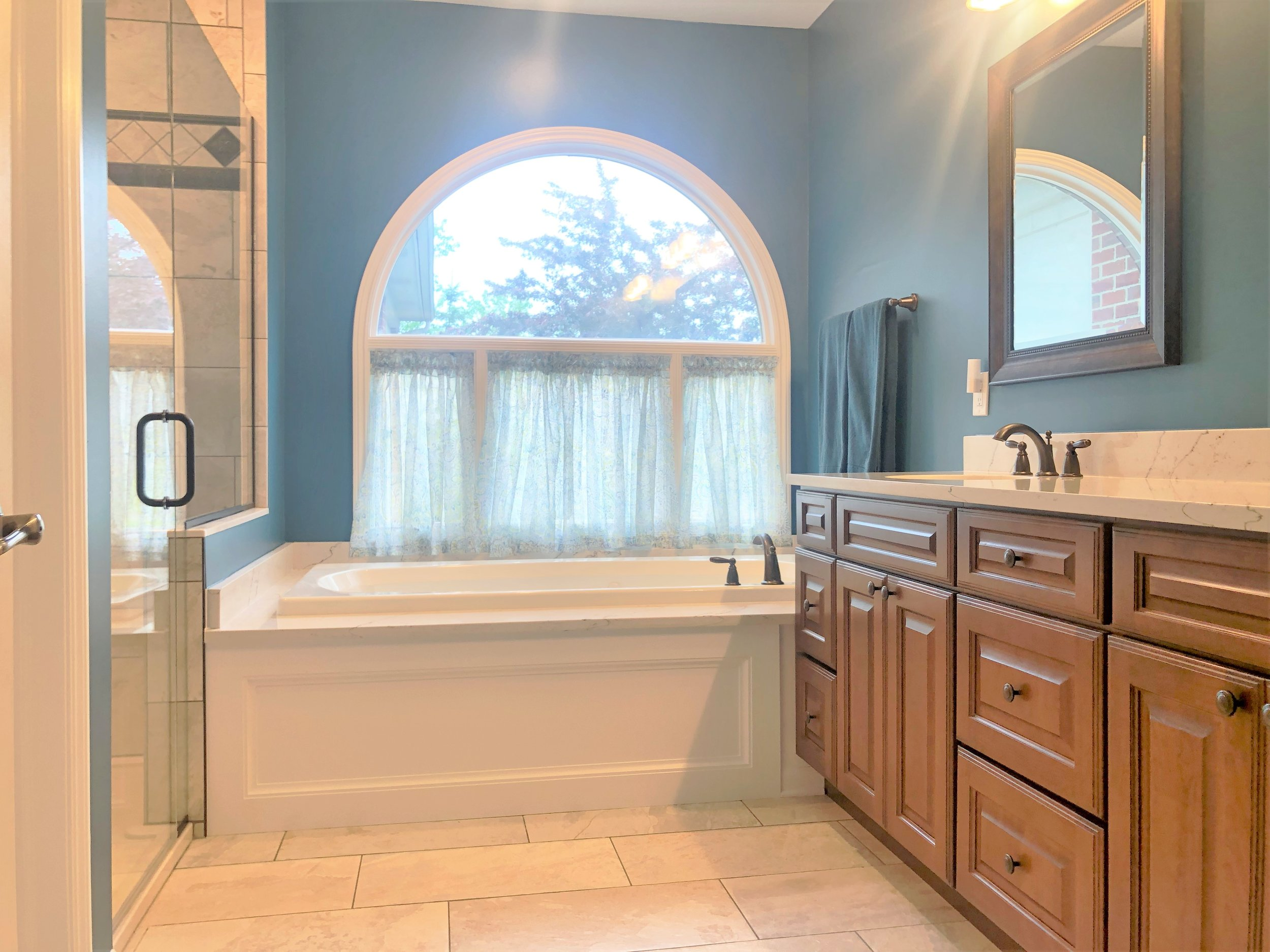 Novi Bathroom Remodel