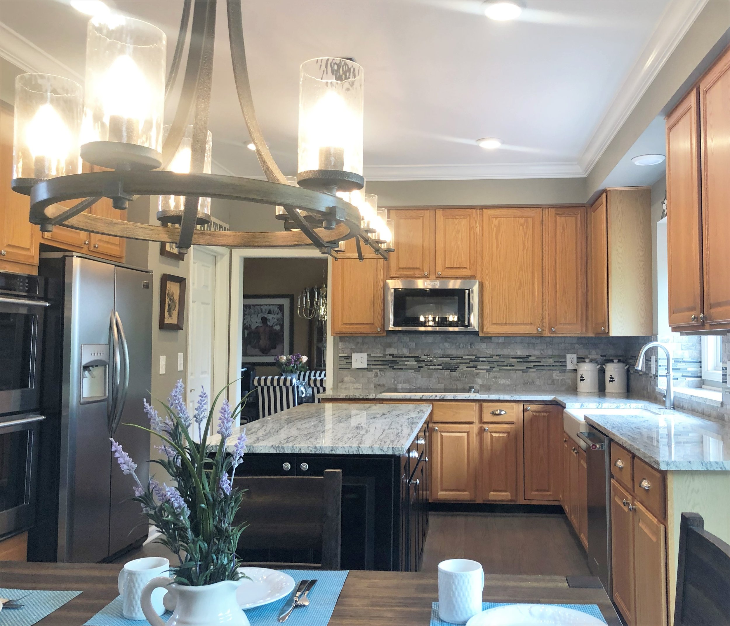 Canton Kitchen Remodel