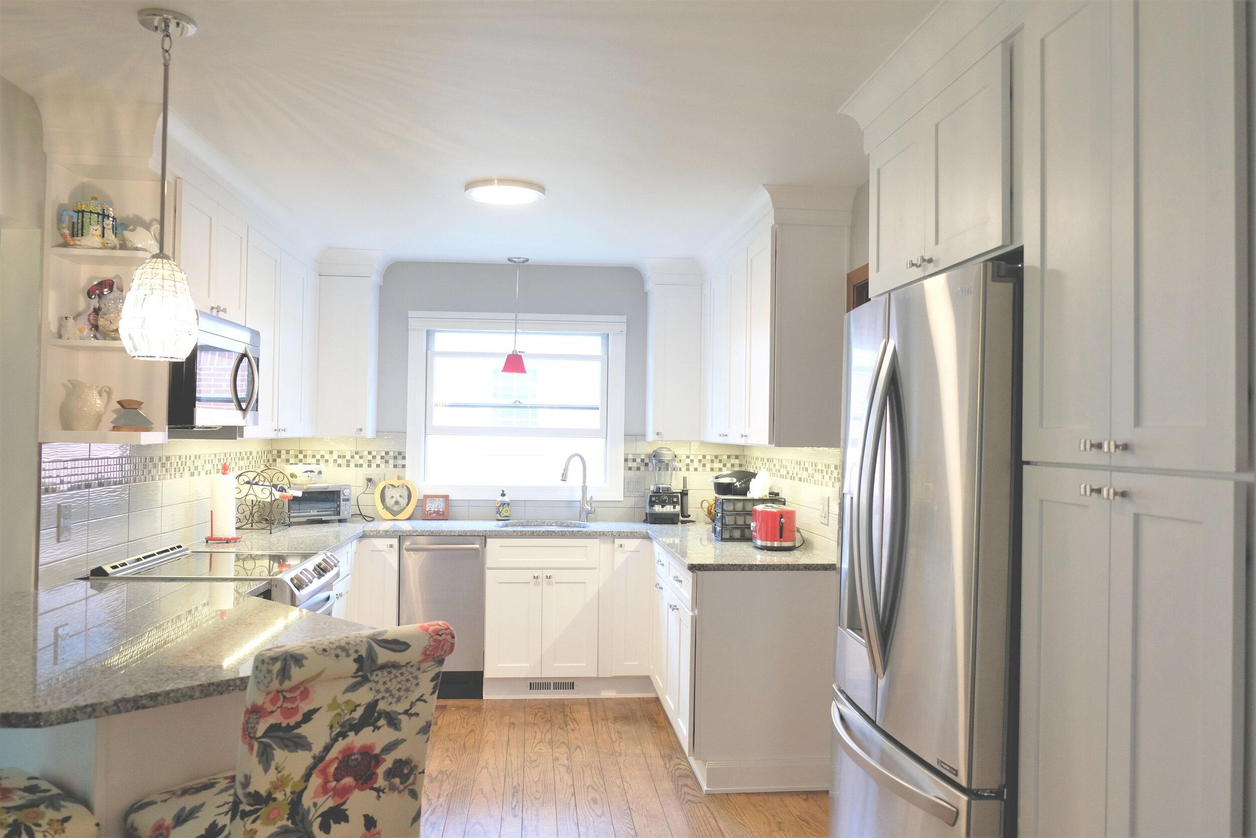 Custom Plymouth Kitchen Remodel