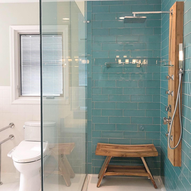 Northville Shower Transformation