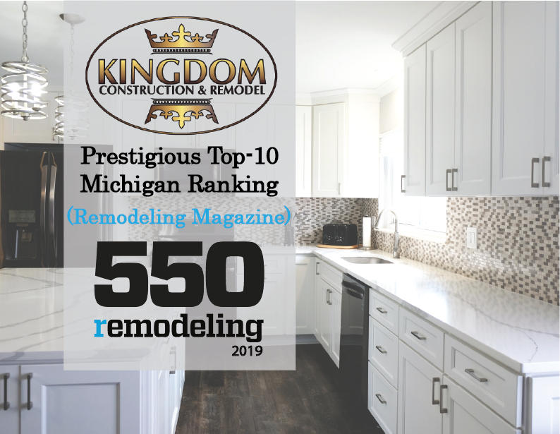 Top 10 Remodeling Company in Michigan