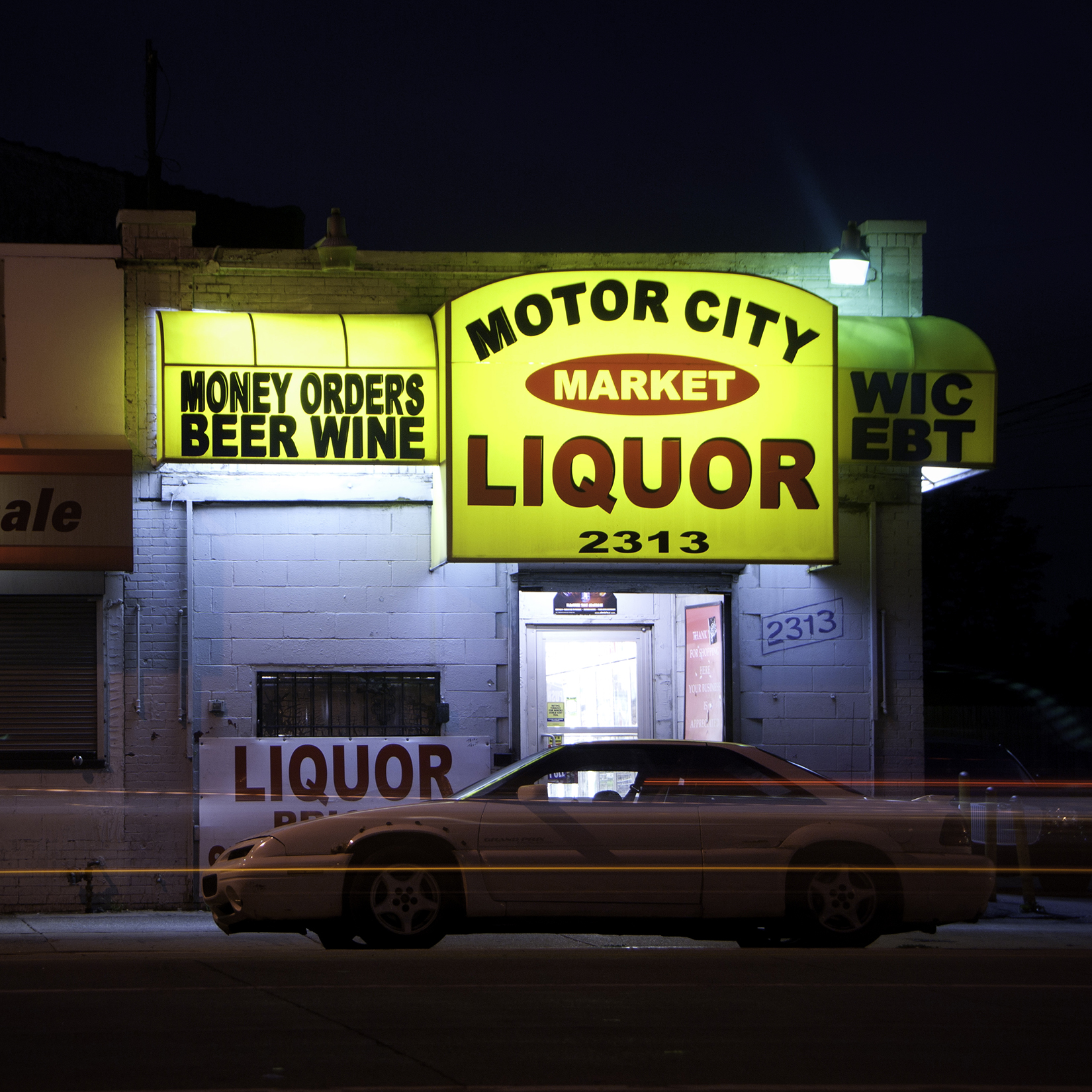 Motor City Market Liquor 2012