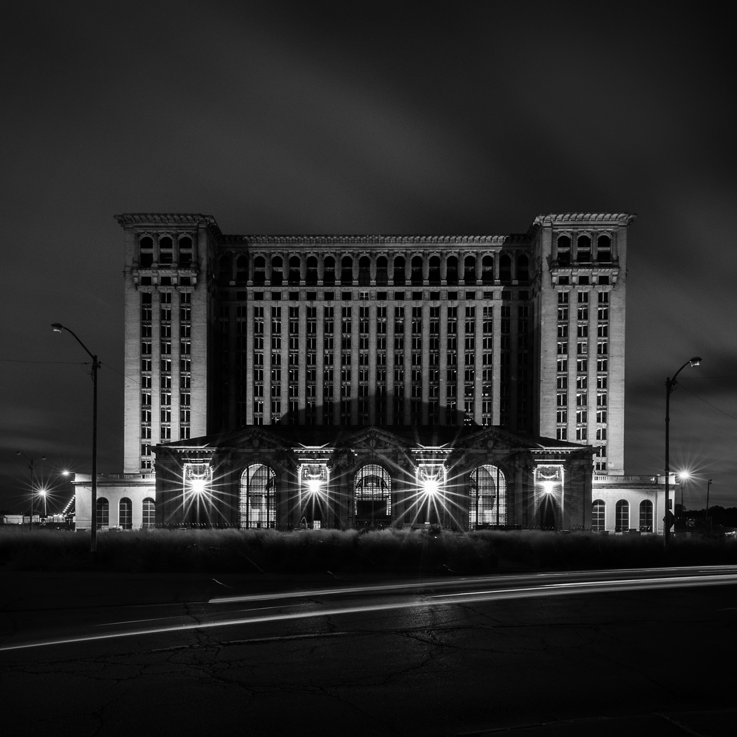Michigan Central Station 2014