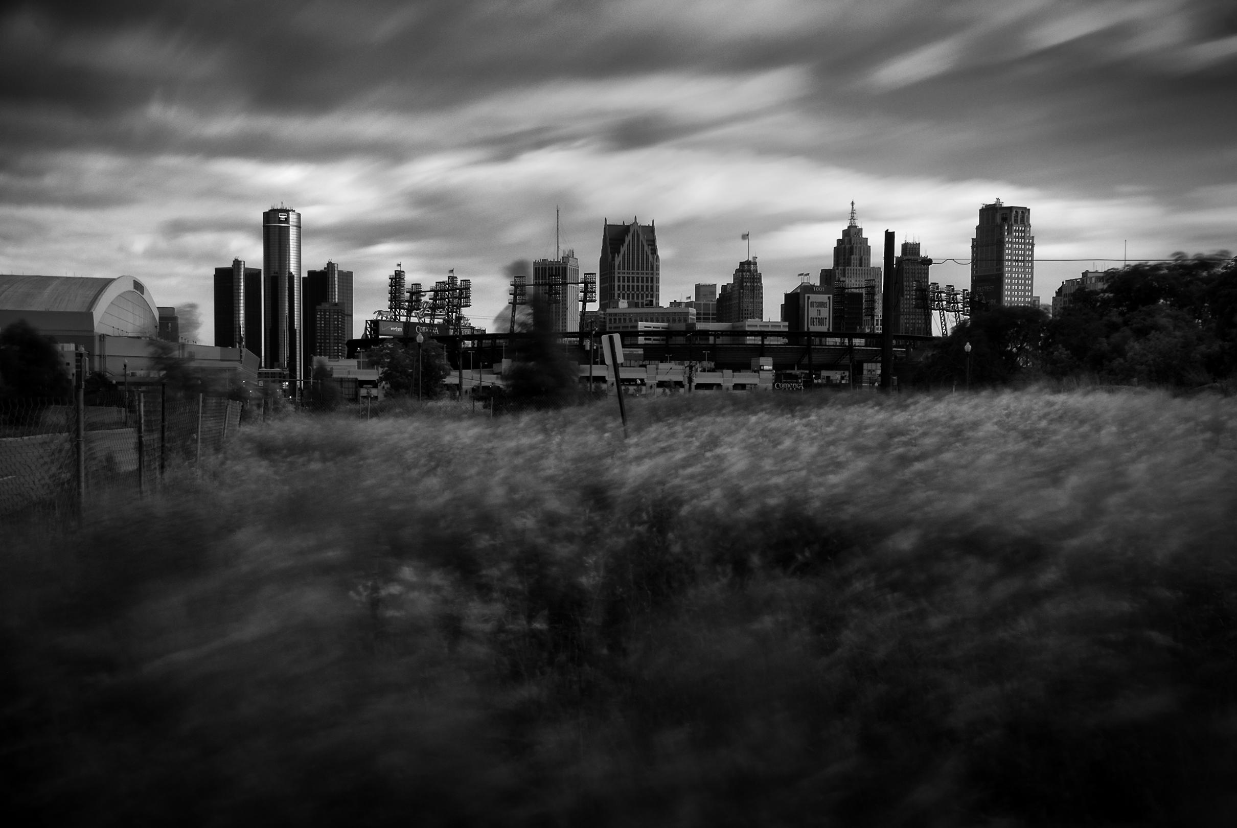 Brushed Detroit, 2012