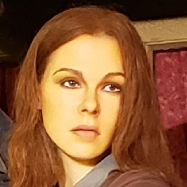 Our next one... who is this actress who we saw at the Movieland Wax Museum in Niagara Falls? #trivia #contest #waxfigure