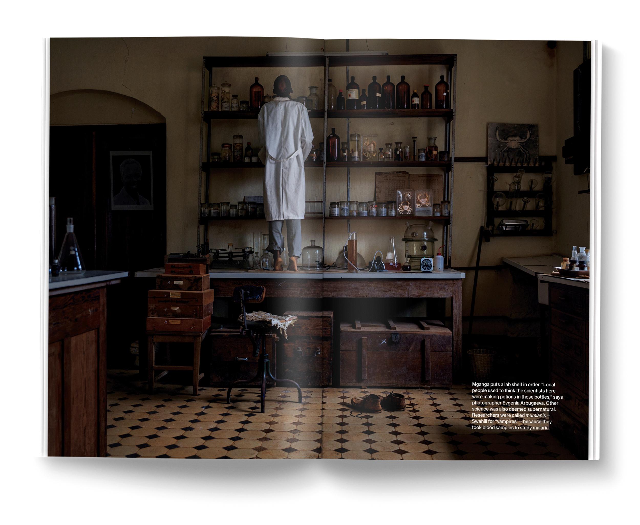 Amani a project by  Evgenia Arbugaeva .