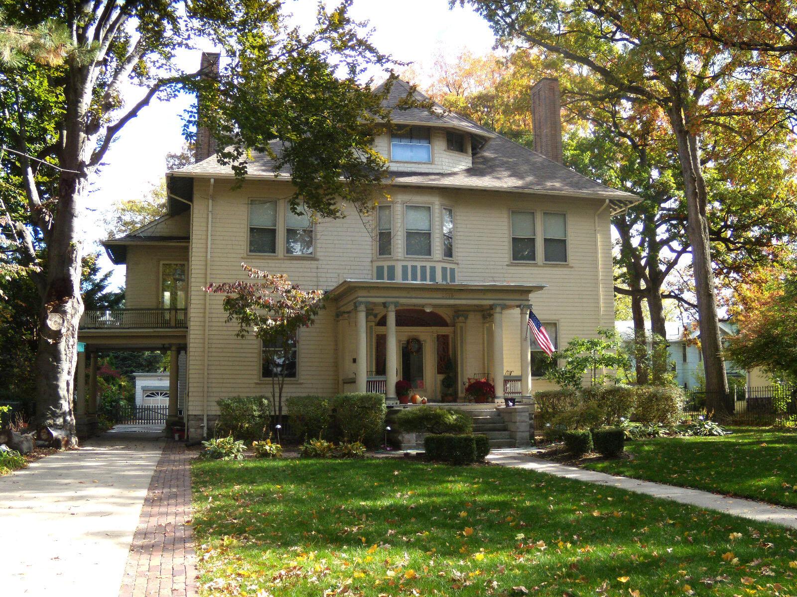 The Ferris Copeland-Shull Home 2016 Scottwood Avenue