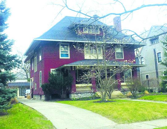The Milroy-Ellis Home 2236 Robinwood Avenue