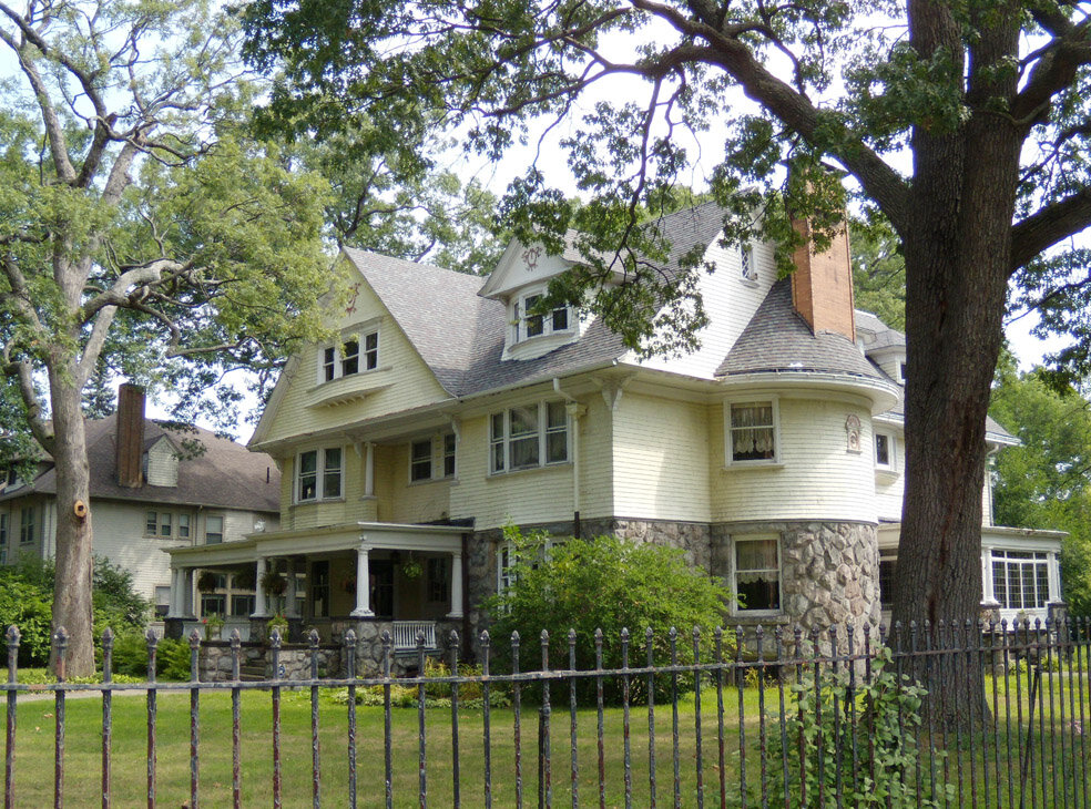 The Edward Drummond Libbey House 2008 Scottwood Avenue