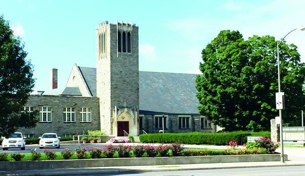 First Congregational Church 2315 Collingwood Blvd.