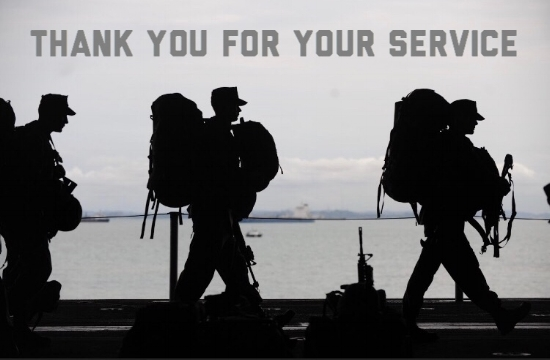 San Diego Attorneys appreciate United States Armed Forces